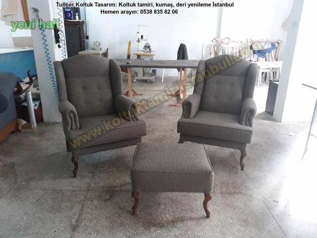 koltuk tamiri, koltuk yüz değişimi, tekli koltuk kumaş değişimi, tekli koltuk kılıf değişimi, tamir koltuk
