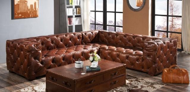 üretimi genuine leather gerçek deri köşe koltuk modelleri