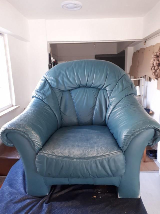 a hakiki deri köşe koltuk boyama gerçek deri koltuk boyama