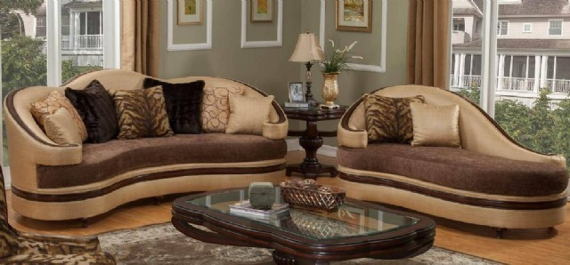 Lady Klasik Koltuk Takımı Luxury Klasik Koltuk