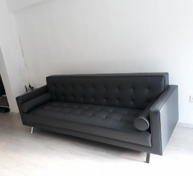 pe çeşitleri gerçek deri kanepe modeli modern koltuk takım