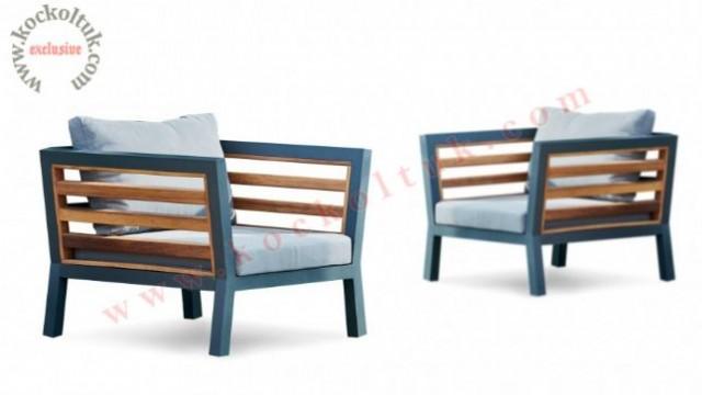metal dış mekan koltuk takımı dış mekan bahçe koltuk takımı
