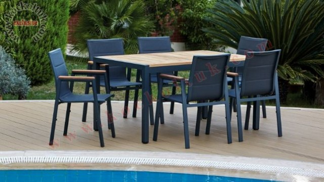 a.bahçe masası bahçe sandalyesi masa sandalye metal dış mekan masa takımı