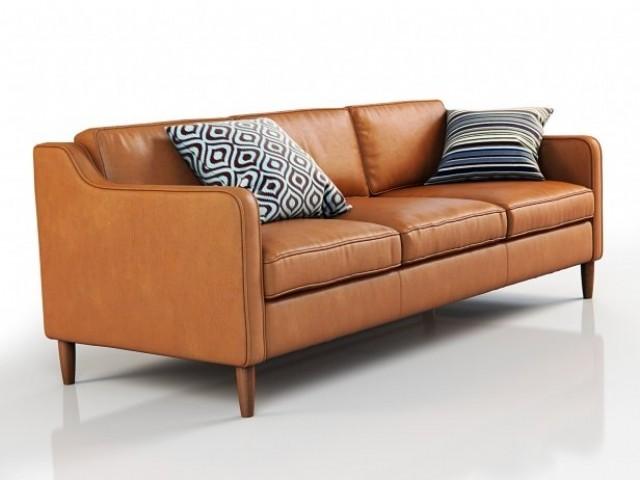 Modern Koltuk Çalışmasında Konfor Ön Planda Olup, Oturumu Yumuşak Ve Konforlu Kanepe Olup Oturum Kıs