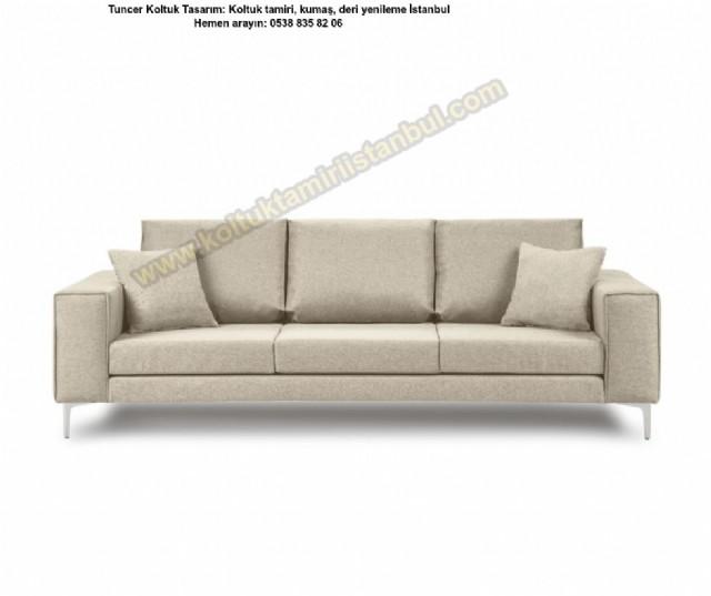 modern kanepe özel ölçü üretim üç kişilik kanepe