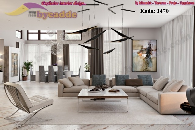 Modern Soft L Köşe Koltuk Takımı Relax Model