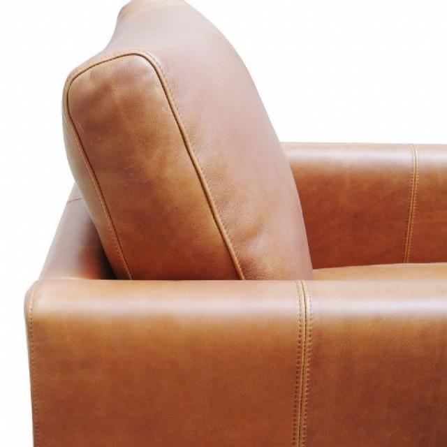 deri berjer koltuk modelleri modern deri tekli ko
