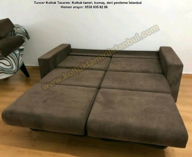 Modern Yataklı Koltuk Modelleri Üretimi Yeni Ürün