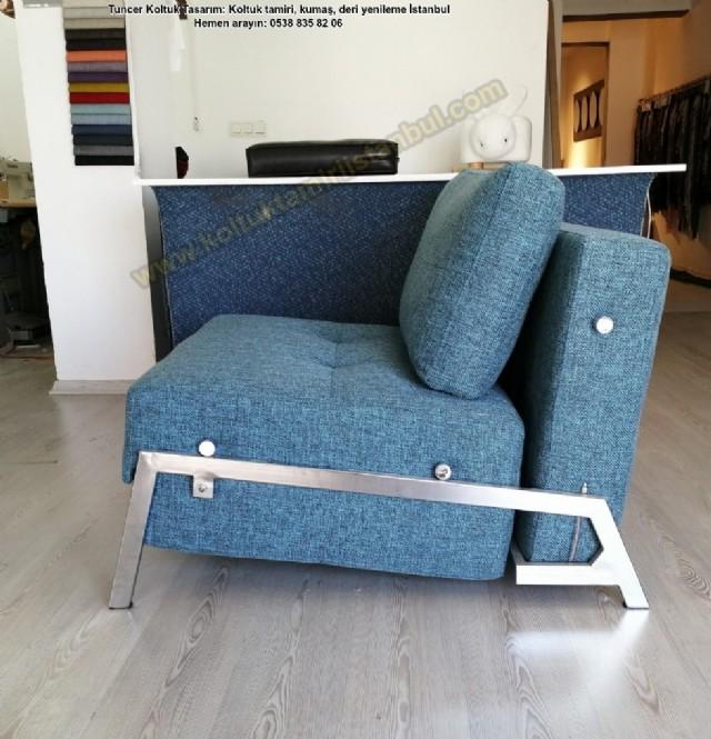 ı tekli koltuk çeşitleri modern yataklı tekli koltuk modeli