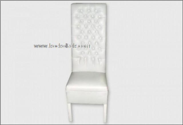 Nikah İçin Özel Sandalyeler