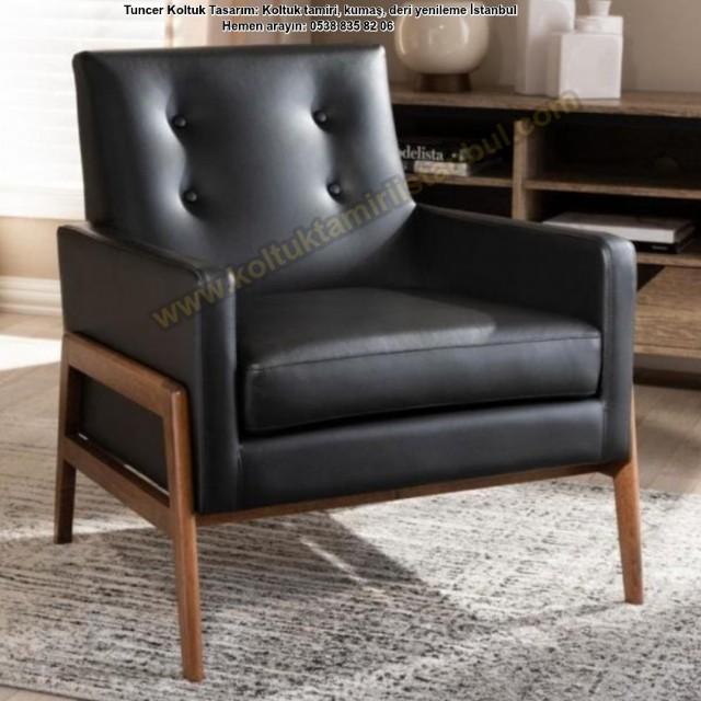 Oturma Odası İçin Tekli Koltuk Modelleri Dekorasyonunun Olmazsa Olmazı Kabul Edilen Model Berjerler,