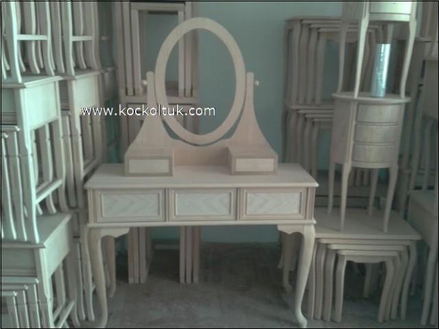 Prenses Tuvalet Masası