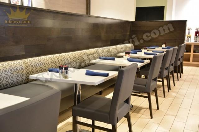 Resterant Cafe Sedir Koltuk Tasarımları Masa Ve Sandalyeler Sedir Koltuklar