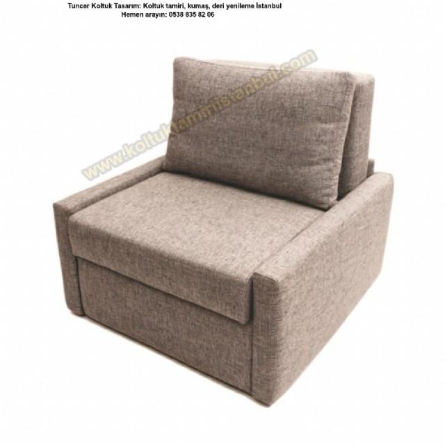 yataklı tek kişilik tekli koltuk modeli tek kişil