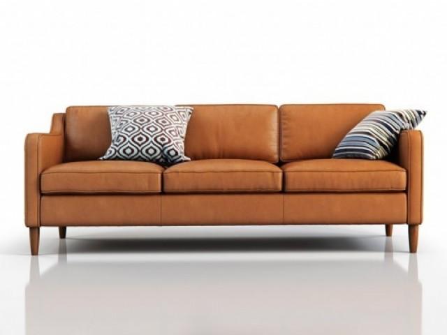 leri modern koltuk takımları üç kişilik deri kanepe modeli