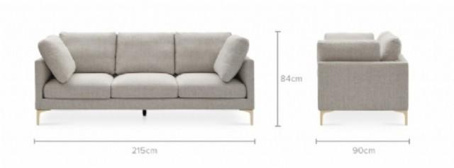ı modern deri kanepe salon deri koltuk takımlar üç kişilik deri koltuk t
