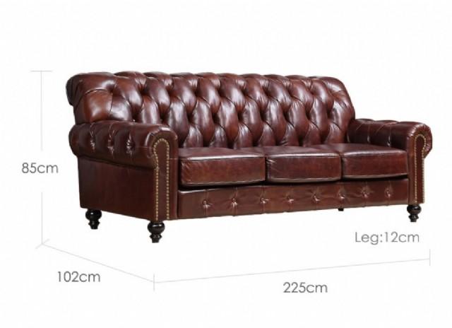 i amerikan üçlü deri koltuk modelleri genuine leather couches genuine le