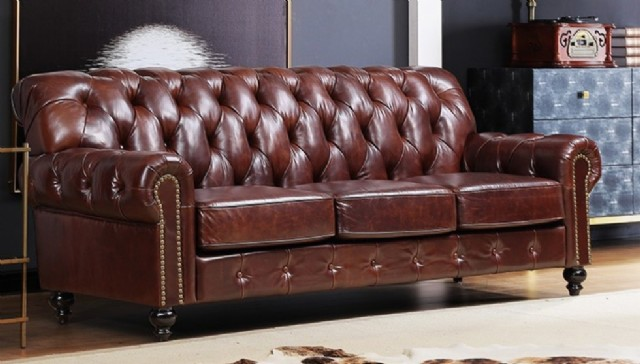 amerikan kanepe modelleri amerikan üçlü deri kolt