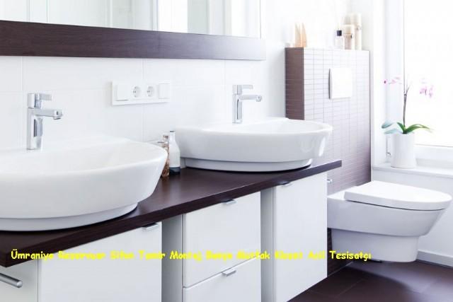 Ümraniye Rezervuar Sifon Tamir Montaj Banyo Mutfak Klozet Acil Tesisatçı