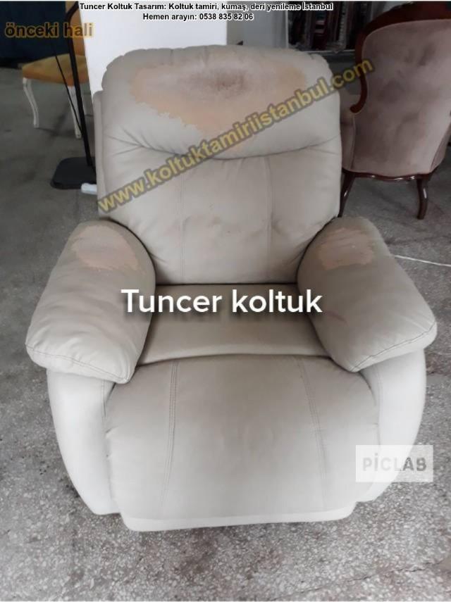 Üsküdar Turgay Beyin Tv Koltuk Yüzü Değişimi