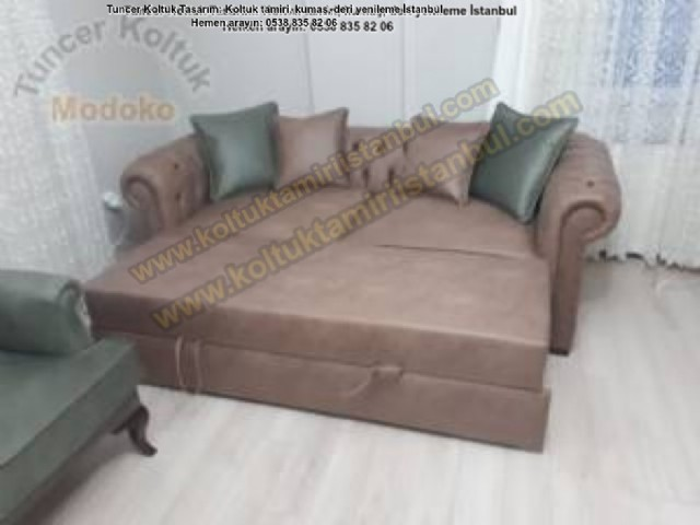 del üretim chesterfield kanepe döşeme üçlü koltuk takımlar