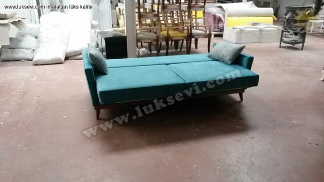ataklı kanepeler üçlü koltuklar üç kişilik kanepe modelleri mavi kanepe