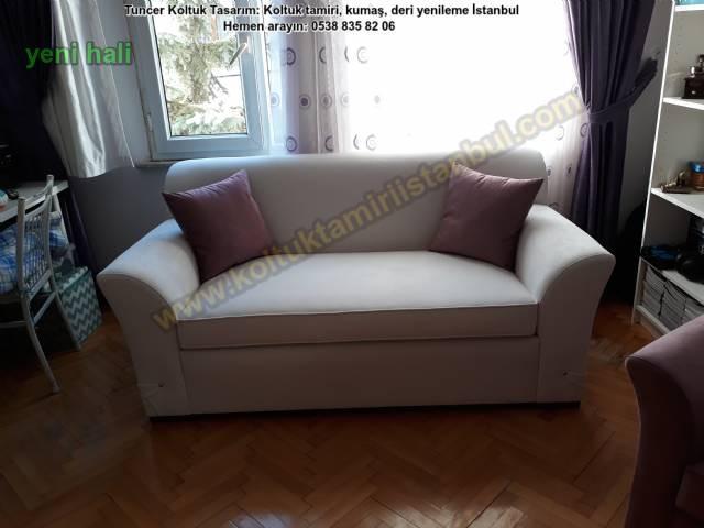 koltuk döşeme,  koltuk kılıf değişimi, yataklı koltuk tamiri