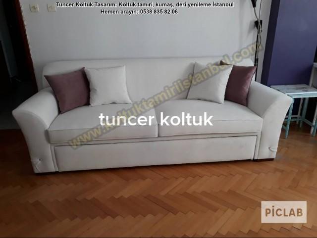 Yataklı Kanepe Modelleri, Yataklı Kanepe Kumaş Değişim Modoko