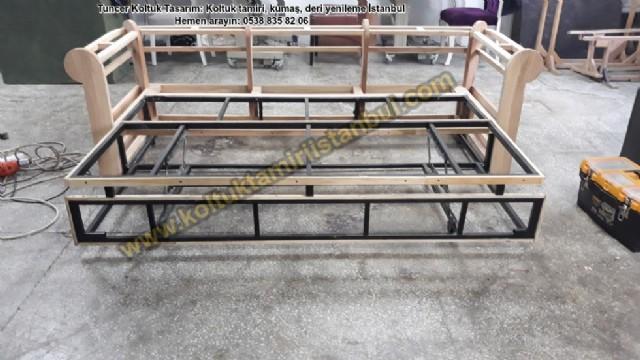 Yataklı Koltuk Modelleri Chester Koltuk Modeli Sipariş Üzeri Üretimi