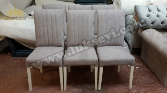 Yemek Masası Sandalyeleri Modern Dilimli Sandalye Modeli Yemek Odası Sandalyeleri