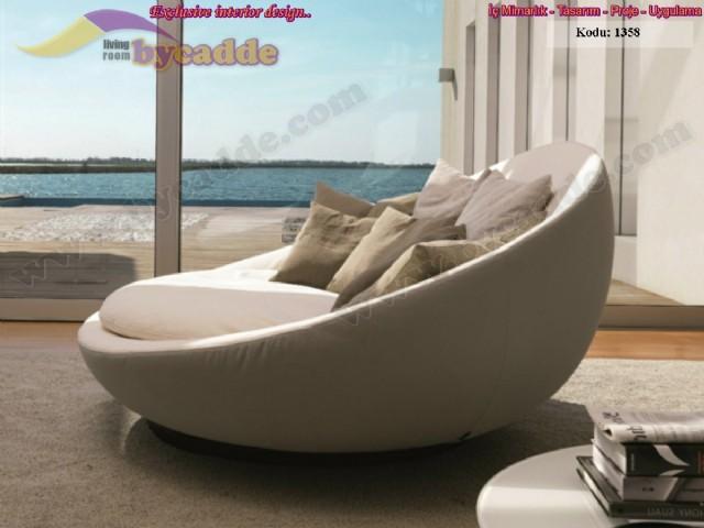 dekoratif koltuk, dekoratif mobilya, özel tasarımlar, özel mobilya tasarımları, özel koltuk tasarımları, yuvarlak kanepe, çift kişilik yuvarlak kanepe, çift kişilik yuvarlak koltuk